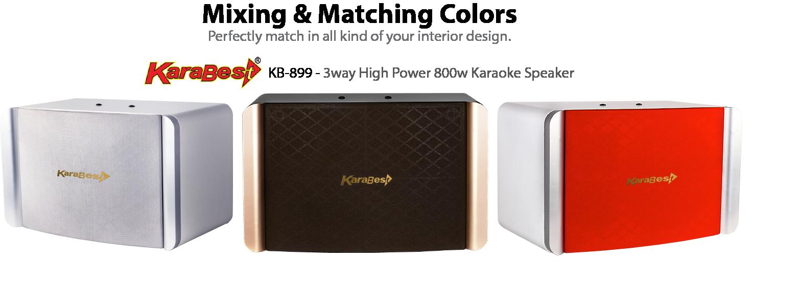 KB-899 Speaker